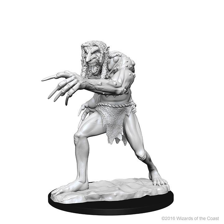 D&D Nolzur's Marvelous: Unpainted Minis - Troll image