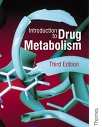 Introduction to Drug Metabolism by G.Gordon Gibson image