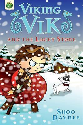 Viking Vik and the Lucky Stone by Shoo Rayner image