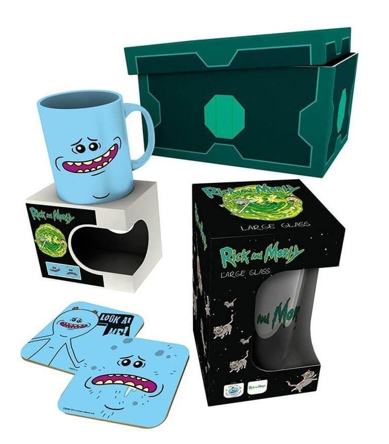 Rick & Morty: Drinkware Gift Box - Mr MeeSeeks image