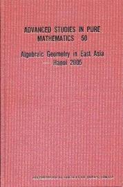 Algebraic Geometry In East Asia -- Hanoi 2005 image