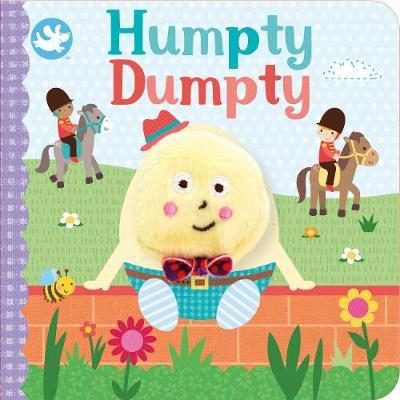 Little Me Humpty Dumpty Finger Puppet Book by Parragon Books Ltd