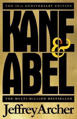 Kane and Abel by Jeffrey Archer