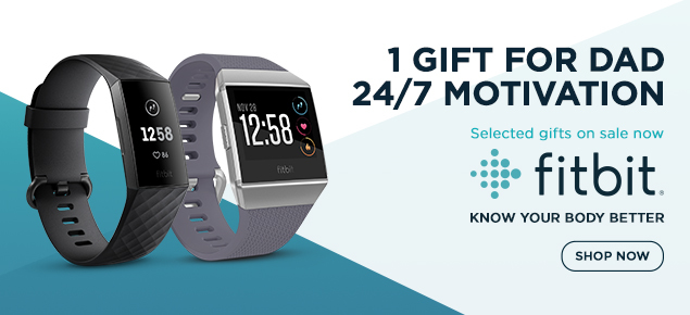 Fitbit Deals for Dad!