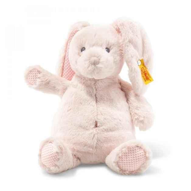 Steiff:Soft Cuddly Friends - Belly Rabbit (Pink)