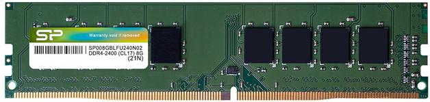 1x4GB Silicon Power 2400MHz DDR4 RAM