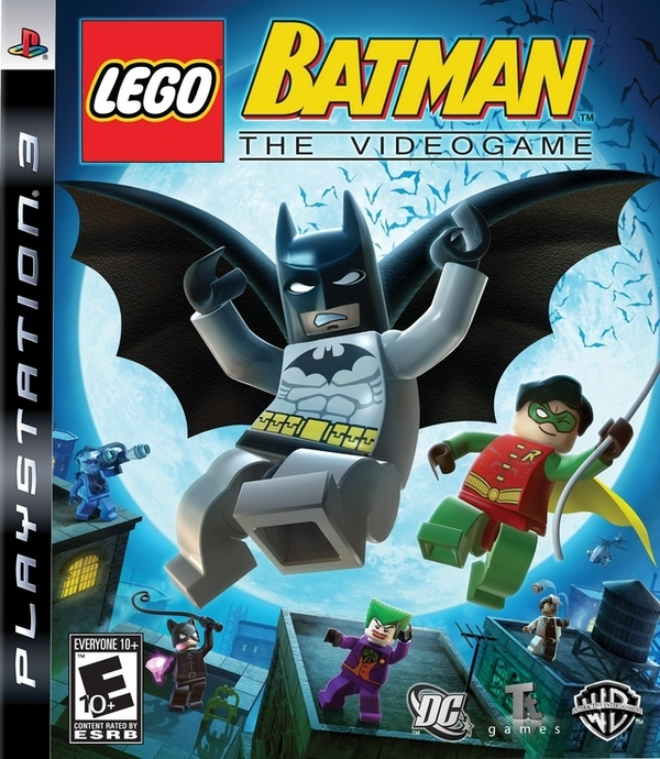 LEGO Batman: The Videogame for PS3