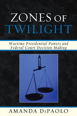 Zones of Twilight by Amanda DiPaolo