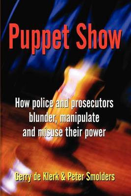 Puppet Show by Peter Smolders