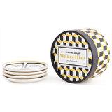 Jonathan Adler Ceramic Marseilles Coaster Set