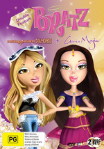 Bratz - Double Feature (Passion 4 Fashion: Diamondz / Genie Magic) (2 Disc Set) on DVD