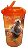 Star Wars: BB-8 Flip Straw Travel Cup