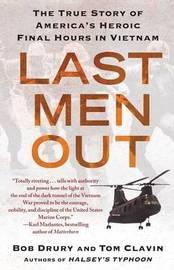 Last Men Out by Bob Drury