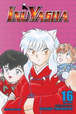 Inuyasha, Vol. 16 (Vizbig Edition) by Rumiko Takahashi