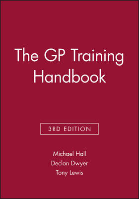 The GP Training Handbook image