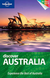 Lonely Planet Discover Australia by Lindsay Brown image