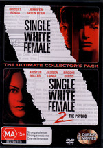 Single White Female / Single White Female 2 - The Ultimate Collector's Pack (2 Disc Set) on DVD