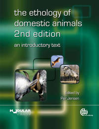 Ethology of Domestic Animals NOW OP? by Per Jensen image