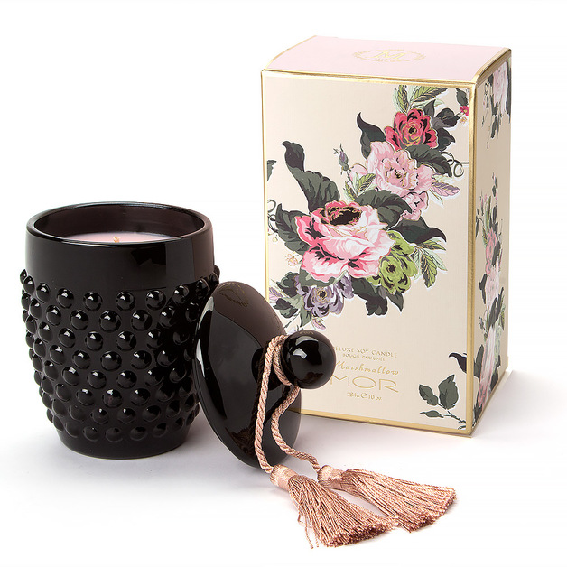 MOR Marshmallow Deluxe Soy Candle
