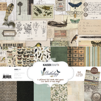 Kaisercraft: Paper Pack with Bonus Sticker Sheet - Anthology