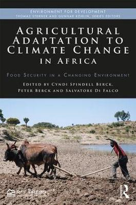 Agricultural Adaptation to Climate Change in Africa image