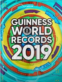 Guinness World Records 2019 by Guinness World Records