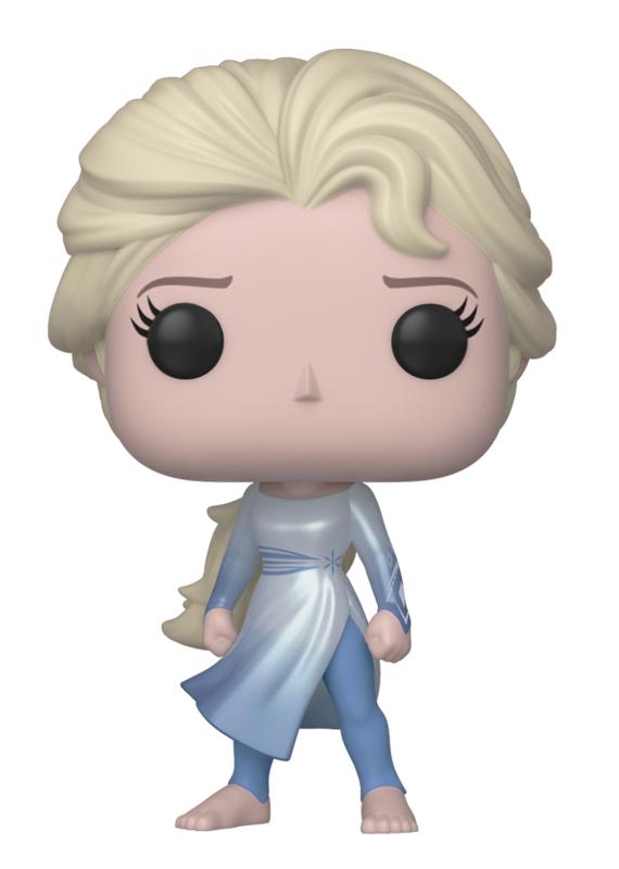 Frozen 2: Elsa (Ocean Outfit) - Pop! Vinyl Figure