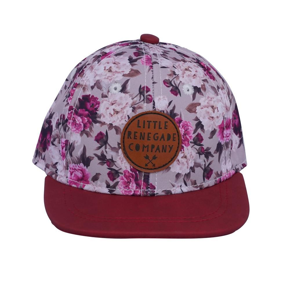 Little Renegade Company: Blooming Berry Cap - Maxi image