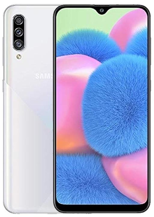 Samsung Galaxy A30S (2019) Smartphone 4GB+64GB - Prism Crush White