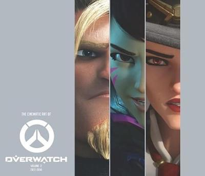 The Cinematic Art of Overwatch, Volume Two by Jake Gerli