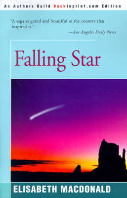 Falling Star by Consultant Emeritus Elisabeth MacDonald (Guy's Hospital, London) image