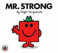 Mr Strong V26: Mr Men and Little Miss by Roger Hargreaves