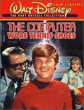 Computer Wore Tennis Shoes, The (1969) on DVD
