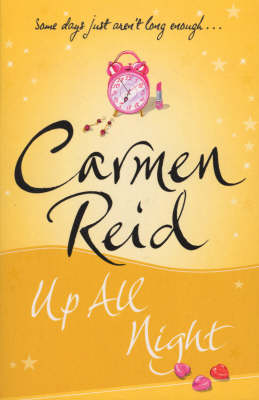 Up All Night by Carmen Reid image