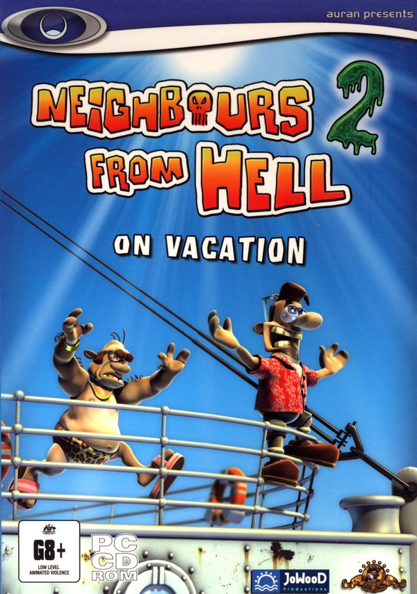 Neighbours from Hell 2 for PC Games image