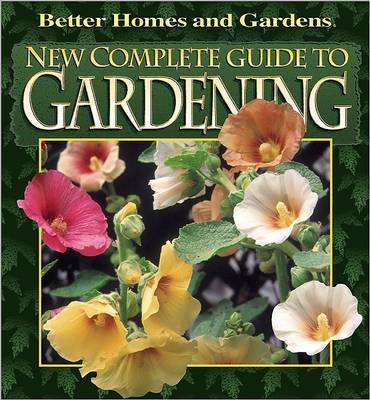 New Complete Guide to Gardening by Susan A. Roth image