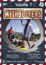 Mythbusters - Vol. 7 on DVD