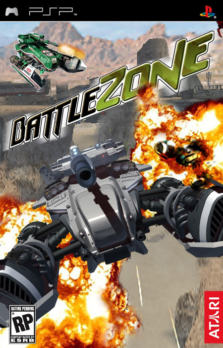 Battlezone for PSP