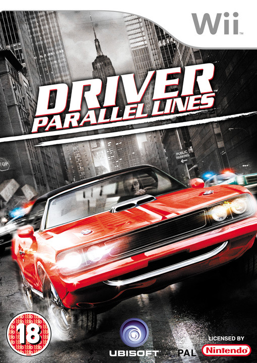 Driver: Parallel Lines for Nintendo Wii