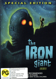 Iron Giant, The: Special Edition DVD