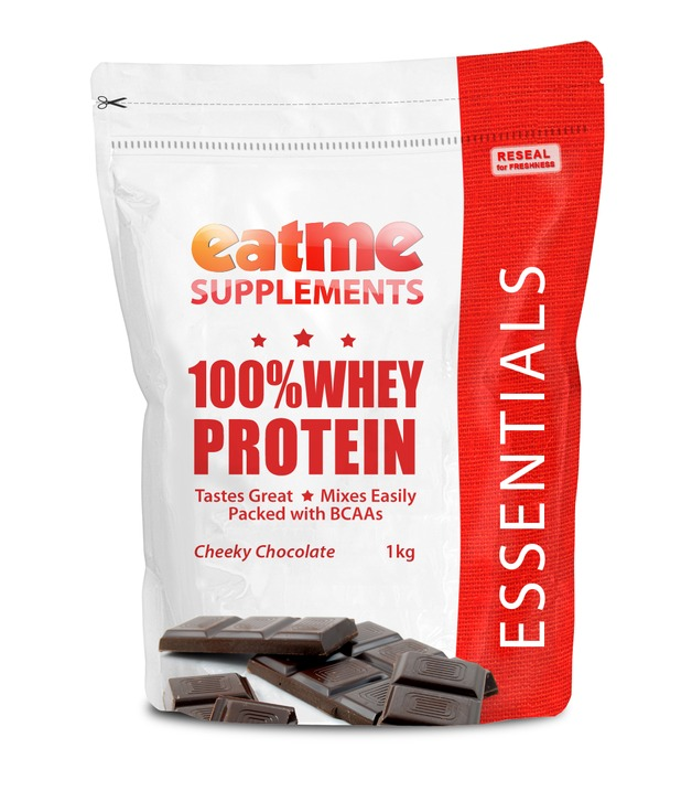 Eat Me 100% Whey Protein 1Kg (Cheeky Chocolate)