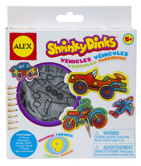 Alex: Shrinky Dinks - On The Move