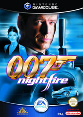 James Bond 007: Nightfire for GameCube
