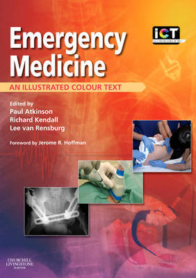 Emergency Medicine: An Illustrated Colour Text image