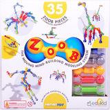 Zoob: Builder-Z - 35 Piece Set