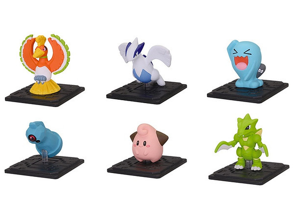 Pokemon: Moncolle GET Vol.10 - Mini-Figure (Blind Box)