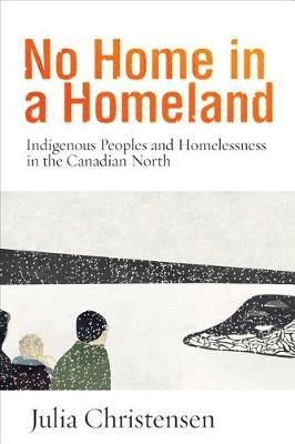 No Home in a Homeland by Julia Christensen image