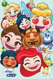 Emoji - Disney Princesses (704)