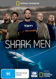 National Geographic: Shark Men (3 Disc Set) on DVD