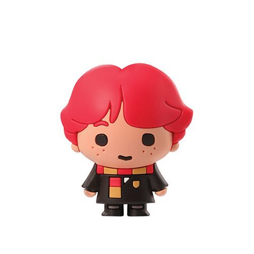 Harry Potter 3D Foam Magnet - Ron Weasley with Scarf